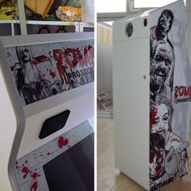 Máquina arcade V